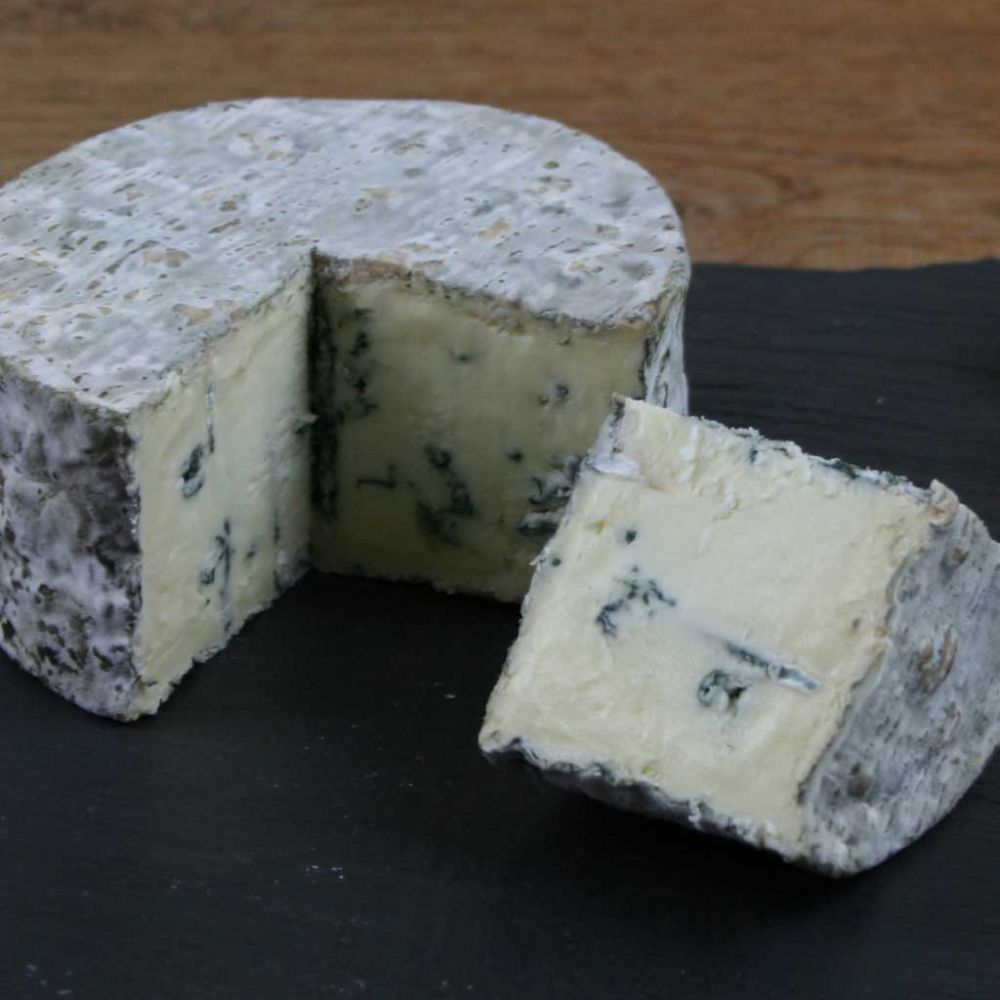 Blue Monk Cheese, Artisan unpasteurised Blue Cheese